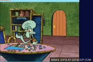 Watch spongebob alarm GIF on Gfycat. Discover more related GIFs on Gfycat