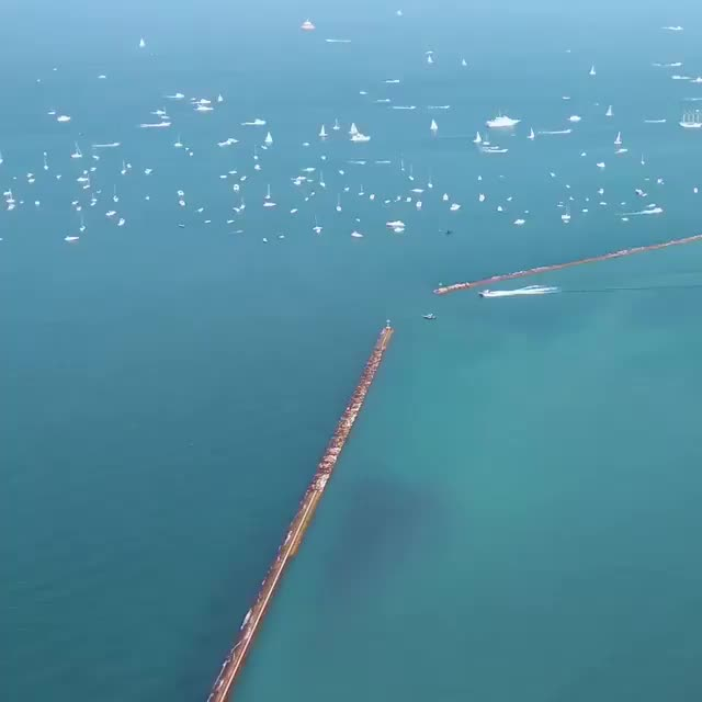 Watch and share Lake Michigan Timelapse GIFs on Gfycat