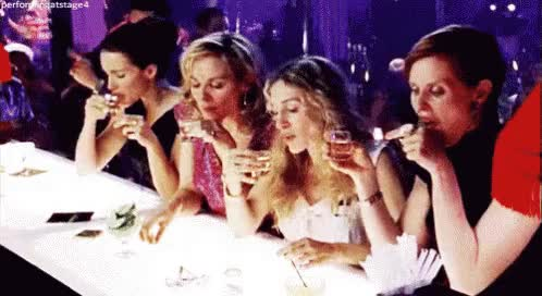 Watch Drinks Ladies GIF on Gfycat. Discover more related GIFs on Gfycat