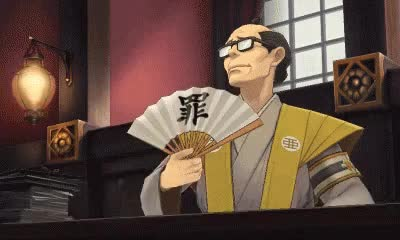 Watch The popular Lawyer Aceattorney GIF on Gfycat. Discover more related GIFs on Gfycat