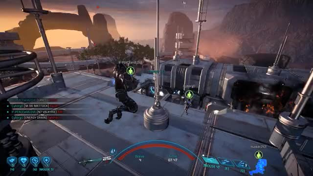 Watch and share Mass Effect GIFs and Andromeda GIFs by paradox949 on Gfycat