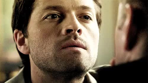 Watch and share Castiel GIFs on Gfycat