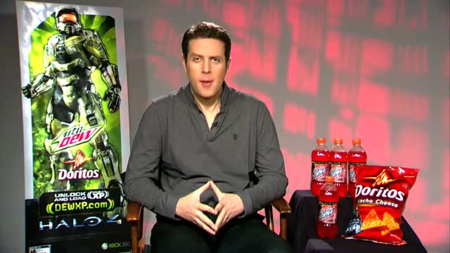 Watch Doritos and Mtn Dew XP - An Exclusive Interview with Geoff Keighley GIF on Gfycat. Discover more Commercial, Doritos (Brand), Exclusive, Footage, Halloween, Interview, Interview Part, Interviews, Mountain Dew (Brand), Rocky GIFs on Gfycat
