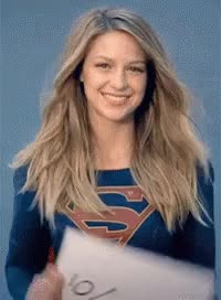 Watch and share Melissa Benoist GIFs on Gfycat