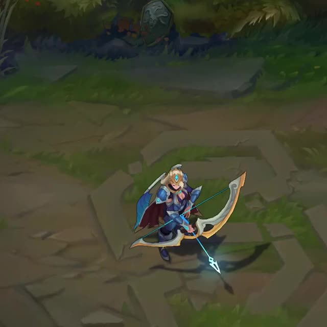 Watch ashe GIF by Jieyang Low (@5outhpaw) on Gfycat. Discover more related GIFs on Gfycat