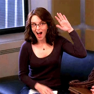Tina Fey, Tina Agrees with you GIFs