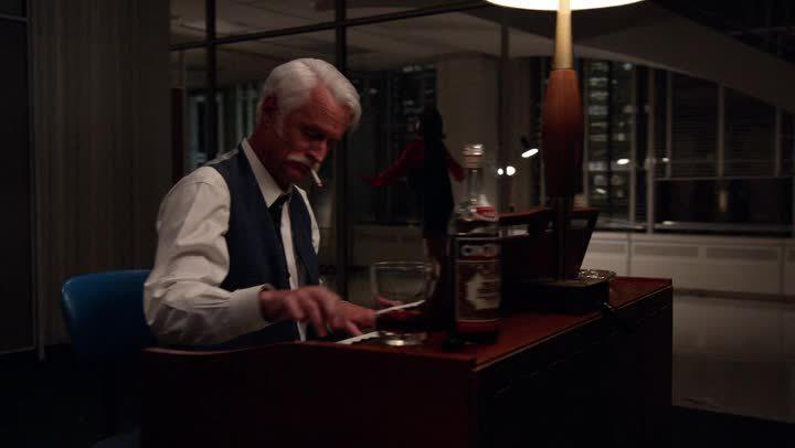 John Slattery, madmen, My favorite shot of the series (reddit) GIFs