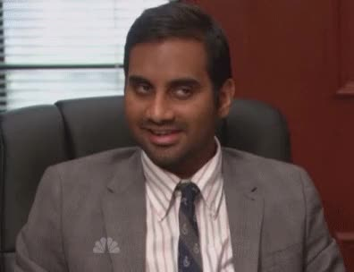 Watch this agree GIF by Reaction GIFs (@sypher0115) on Gfycat. Discover more Aziz Ansari GIFs on Gfycat