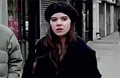 Watch and share Ten Thousand Saints GIFs and Hailee Steinfeld GIFs on Gfycat