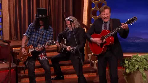 Watch and share Conan O'brien GIFs and Jeff Bridges GIFs on Gfycat