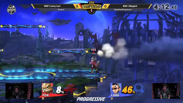 Luigi's physics