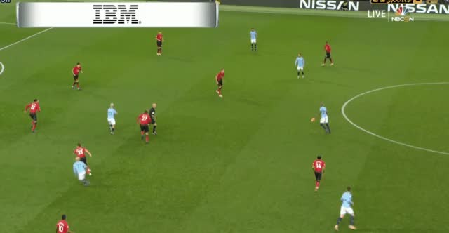Watch and share Fernandinho Long Pass Vs Manchester United 18-19 GIFs by FIFPRO Stats on Gfycat