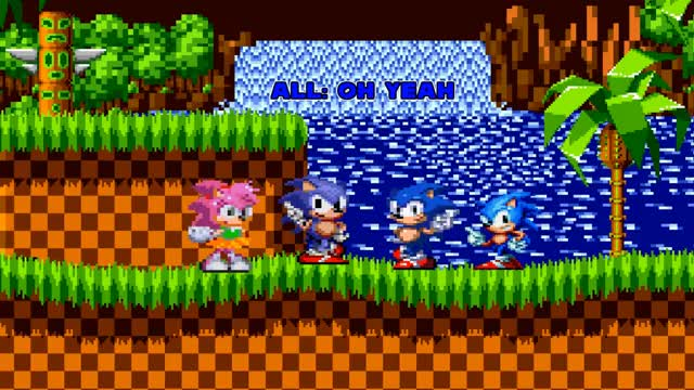Sonic & Friends - Season 2 Episode 3 (Classic Sonic