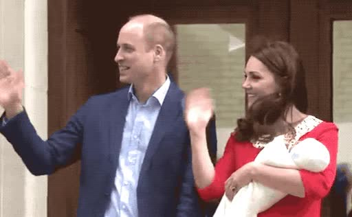Watch this bye GIF by GIF Queen (@ioanna) on Gfycat. Discover more adios, baby, birth, bye, cu, give, hello, hey, hi, hola, kate, later, middleton, prince, royal, see, there, wave, william, you GIFs on Gfycat