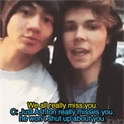 Watch and share 5 Seconds Of Summer GIFs and Ashton Irwin Blurbs GIFs on Gfycat