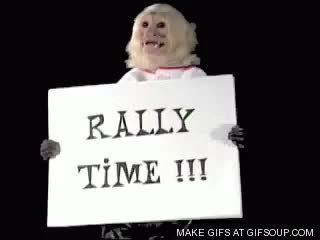 Watch and share Rally GIFs on Gfycat