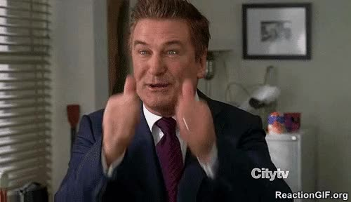 Watch and share Gif-alec-baldwin-approval-happy-ok-thumbs-up-you-got-it-gif GIFs on Gfycat