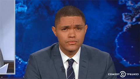 Watch and share Trevor Noah GIFs on Gfycat