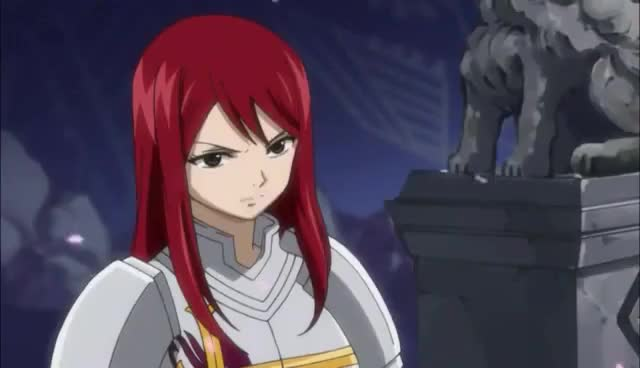 Watch and share Fairy Tail GIFs and Red Hair GIFs on Gfycat