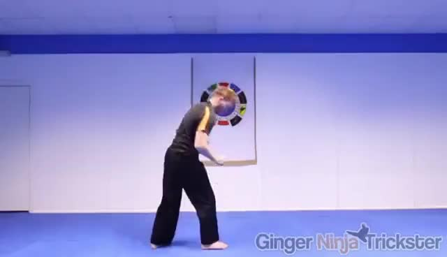 Watch and share Guile Flash Kick Tutorial | GNT Signature Move Series GIFs on Gfycat