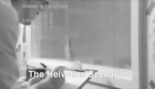 Watch The Helvetica Scenario GIF on Gfycat. Discover more related GIFs on Gfycat