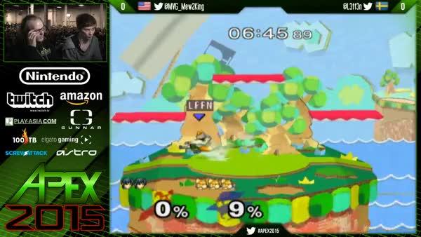 M2K amazing 0-death against Leffen