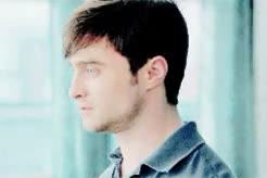 Watch and share Daniel Radcliffe GIFs and Mackenzie Davis GIFs on Gfycat