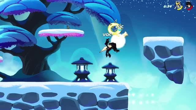 Watch and share Brawlhalla GIFs by lucvdh on Gfycat