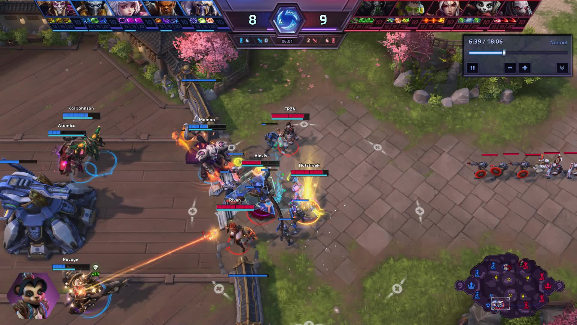 heroesofthestorm, Heroes of the Storm 2018.11.29 - 23.14.43.01 GIFs
