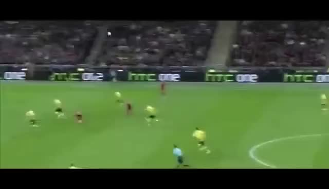 Watch Arjen Robben goal vs Dortmund Champions League Final HD GIF on Gfycat. Discover more related GIFs on Gfycat