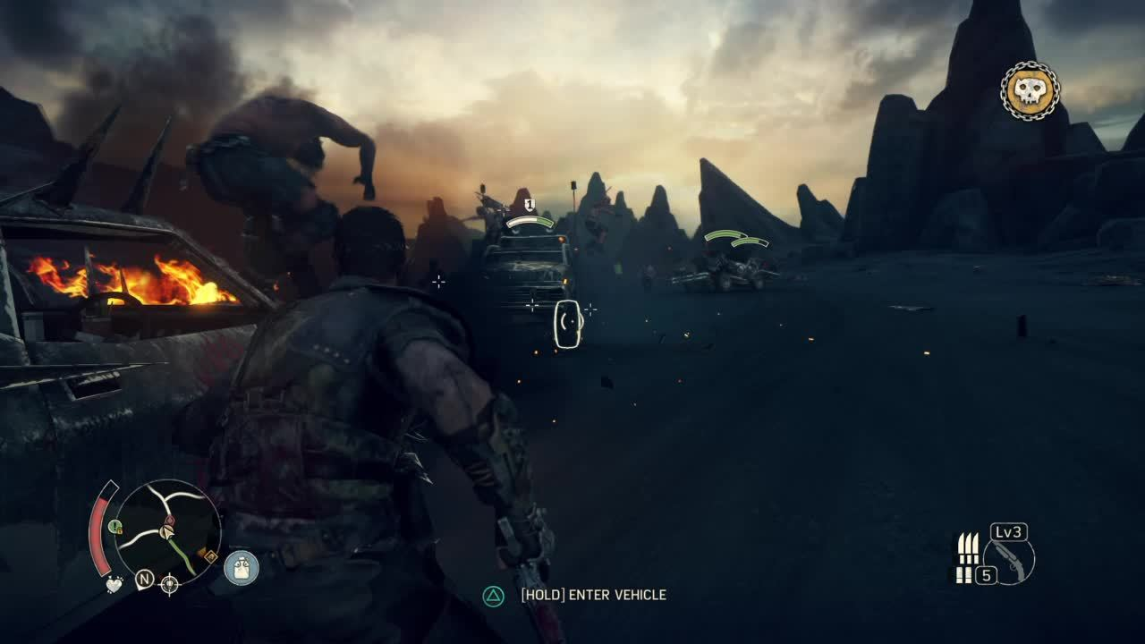 MadMaxGame, madmaxgame, A finishing move so powerful, it erases enemies from existence. (glitch) (reddit) GIFs