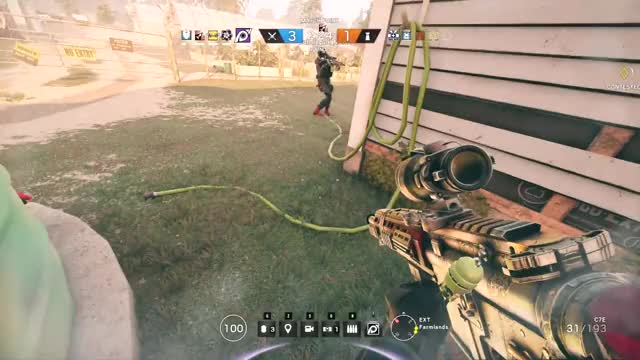 Watch bye drone GIF on Gfycat. Discover more IQ, buff, funny, funny moments, glitch, operator, rainbow six siege, rainbow six siege gameplay, rainbow six siege montage, wtf GIFs on Gfycat