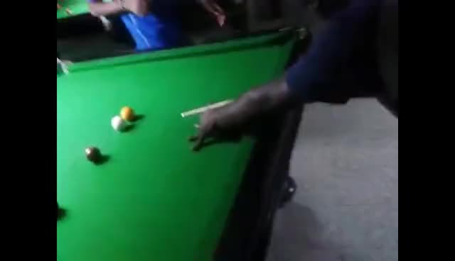 snooker, foul on pink GIFs