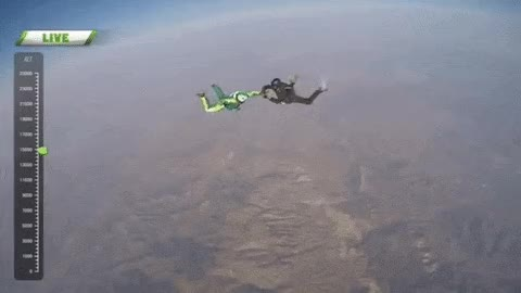Watch and share Skydive GIFs on Gfycat