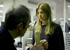 Watch The Tunnel GIF on Gfycat. Discover more clemence poesy, stannis baratheon, stephen dillane, the bridge, the tunnel GIFs on Gfycat