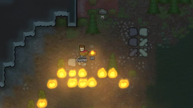 rimworld, This is fine... I guess GIFs
