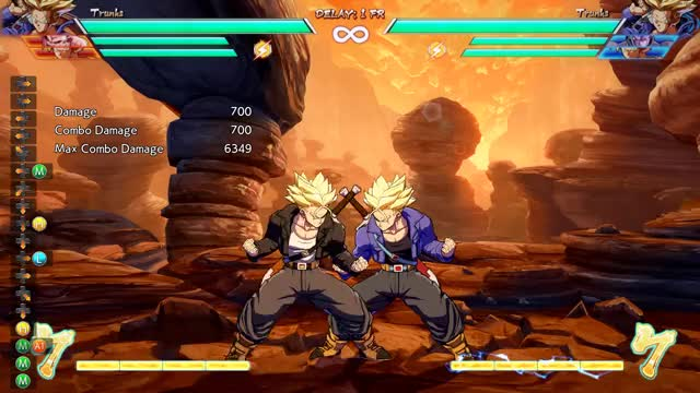 Watch dbfz trunks mixup GIF on Gfycat. Discover more DBFZ, Dragon Ball FighterZ GIFs on Gfycat