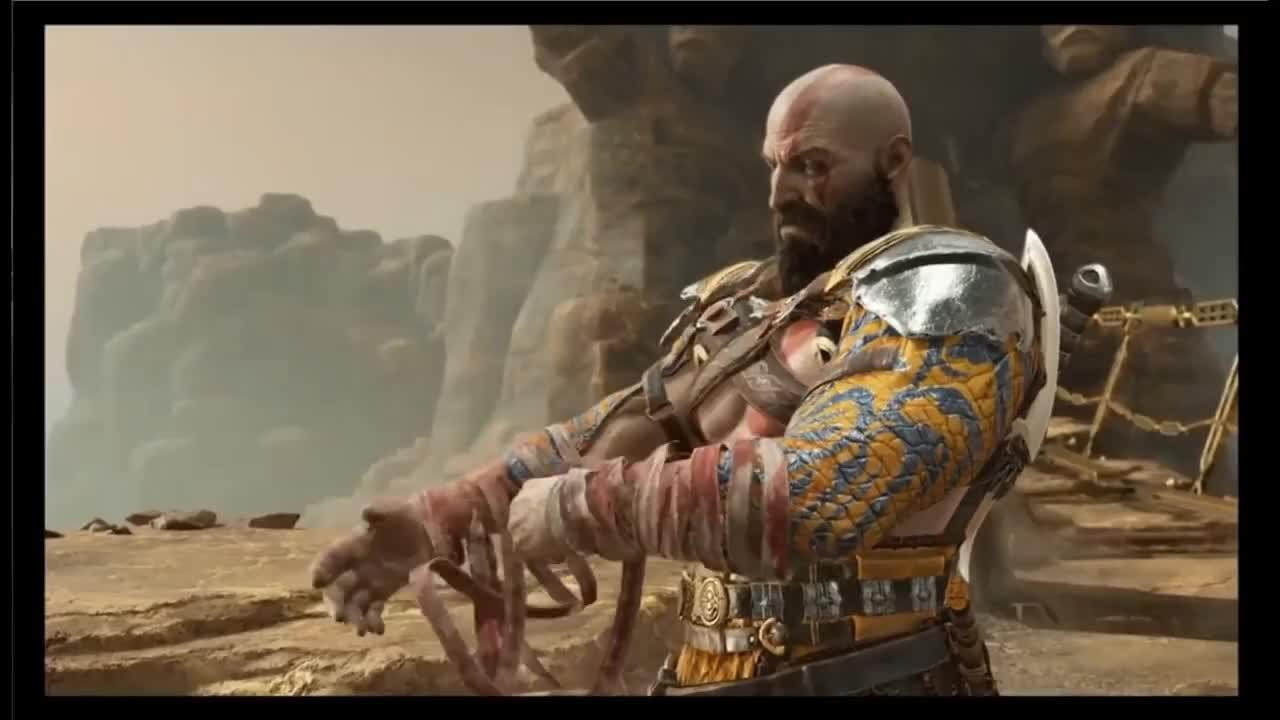 GamePlay, GodofWar, PS4, jotunheim, Jotunheim - God of War GIFs