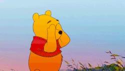 Watch and share Cute Disney Winnie The Pooh Pooh Pooh Bear Bear GIFs on Gfycat