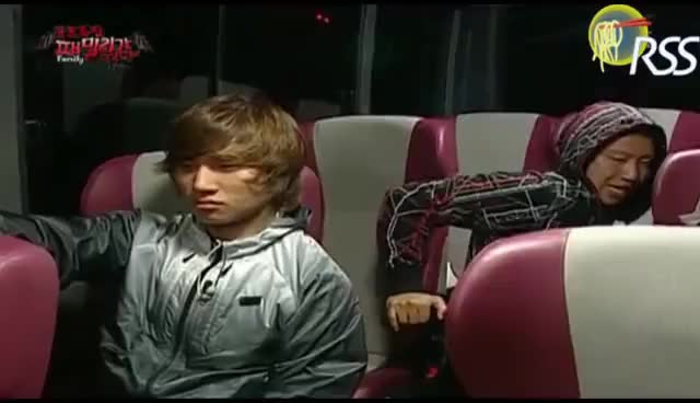 Watch Poor Daesung... GIF on Gfycat. Discover more bigbang, daesung, scare GIFs on Gfycat