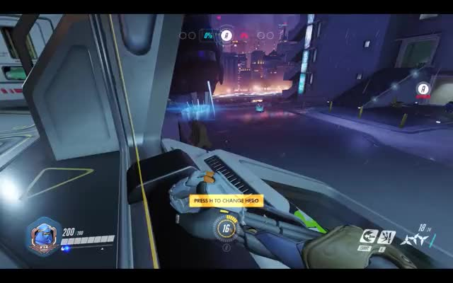 Watch and share Overwatch GIFs by nicksanow on Gfycat