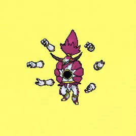 Watch and share Hoopa Unbound GIFs and Pokemon GIFs on Gfycat
