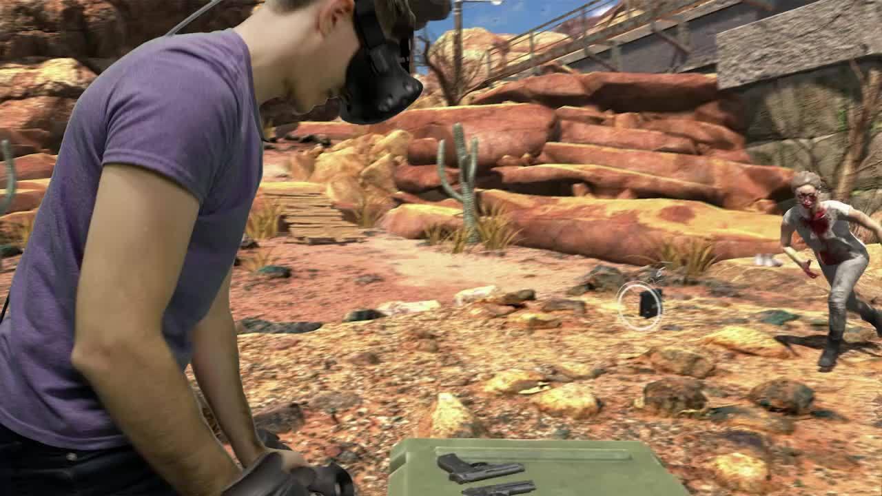 gaming, virtualreality, Verbs_ArizonaSunshine_720p_5Mbps_For_Web GIFs