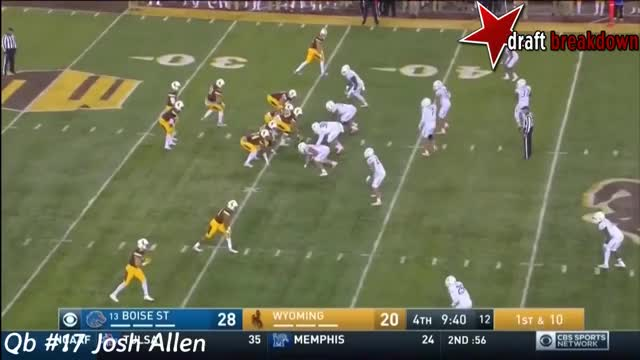 Watch and share Josh Allen Boise State Sideline GIFs by wesdunphy on Gfycat