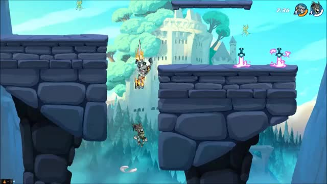 Watch and share Brawlhalla GIFs and Down GIFs on Gfycat
