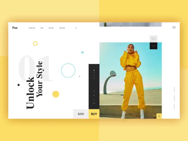 Watch and share Fashion Website GIFs on Gfycat