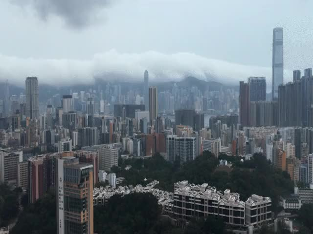 Watch this GIF on Gfycat. Discover more WeatherGifs, hongkong, timelapse GIFs on Gfycat