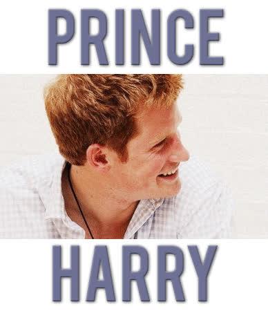 Prince Harry GIFs