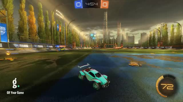 Watch Goal 1: Suede GIF by Gif Your Game (@gifyourgame) on Gfycat. Discover more Gif Your Game, GifYourGame, Rocket League, RocketLeague, Suede GIFs on Gfycat