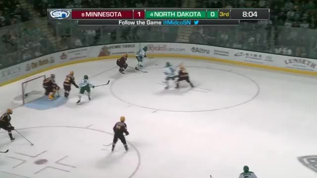 Watch and share 2017-10-20: Mittelstadt Plus, No-touch On Odd-man Rush GIFs by hfwoodhouse on Gfycat